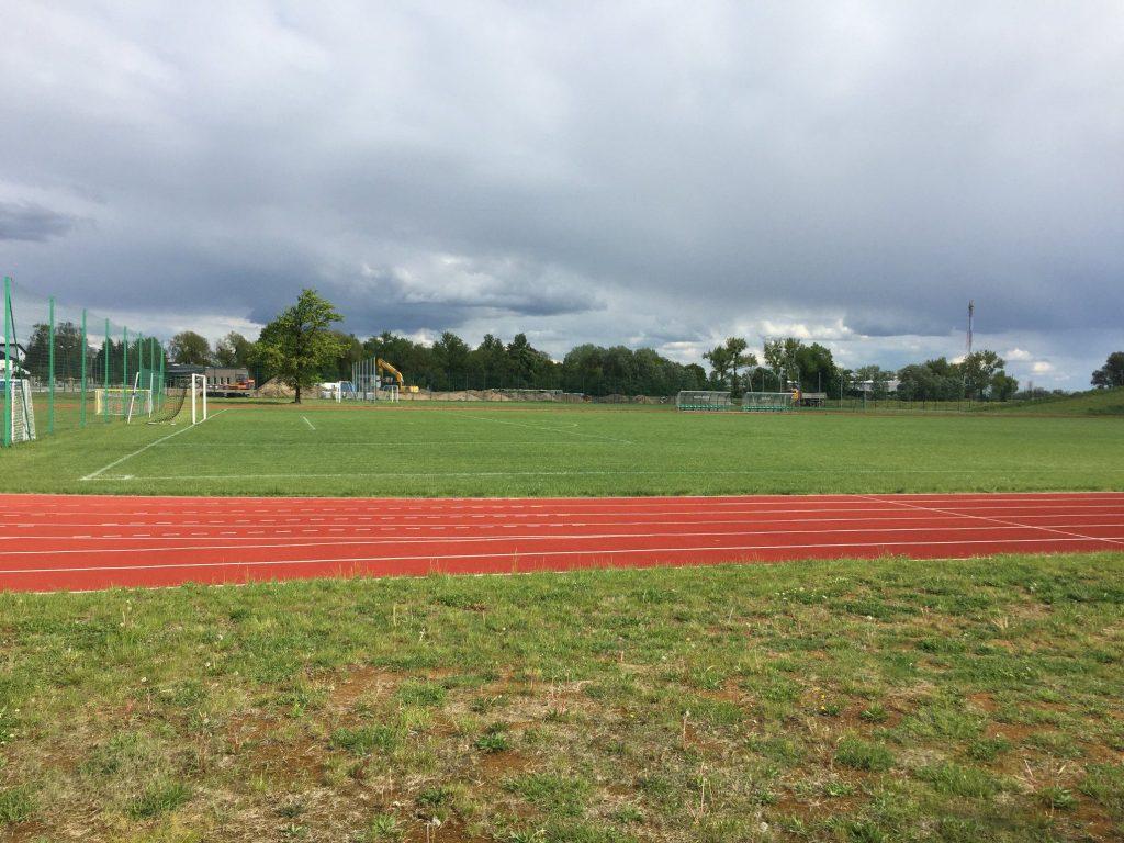 Szkoła iinfrastruktura sportowa